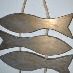 Fische im Vintage-Look